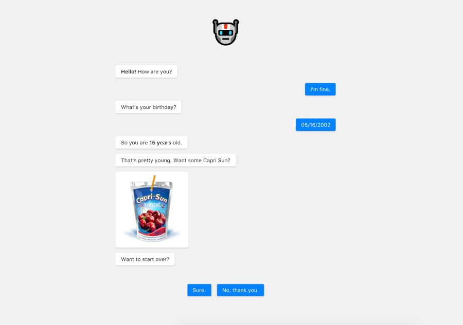 Simple Chatbots with Angular and Ink | Digitalagentur Neoskop